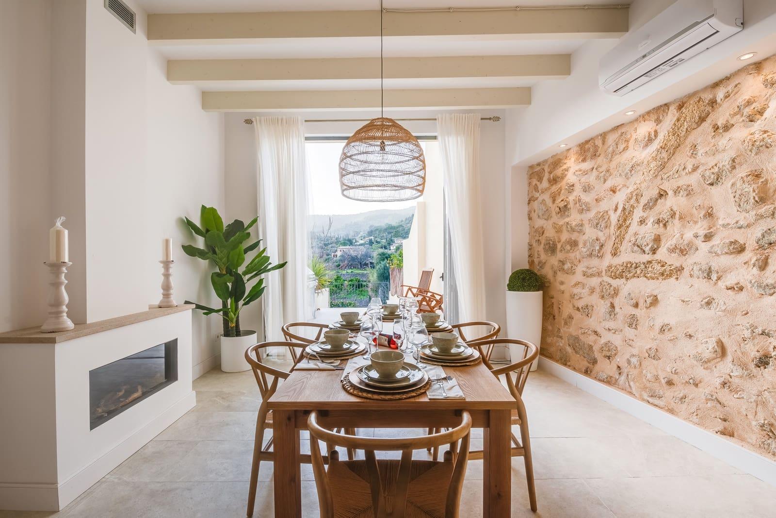 3 sypialnia Dom na sprzedaż w Alaro z basenem - 1 100 000 € (Ref: 5130506)
