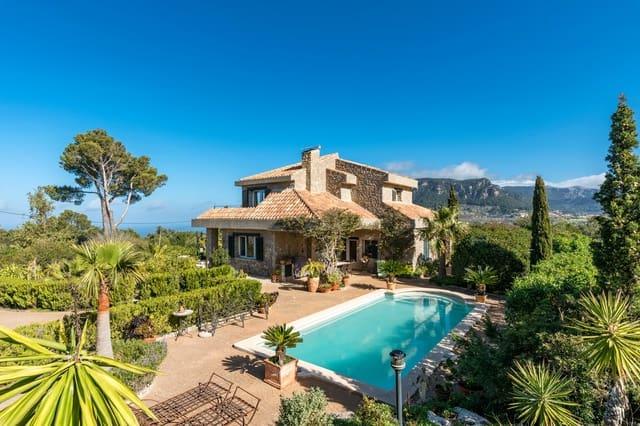 Finca/Casa Rural de 3 habitaciones en Valldemosa en venta con piscina - 1.100.000 € (Ref: 5132233)