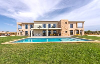 7 bedroom Finca/Country House for sale in Campos with pool - € 1,995,000 (Ref: 5148332)