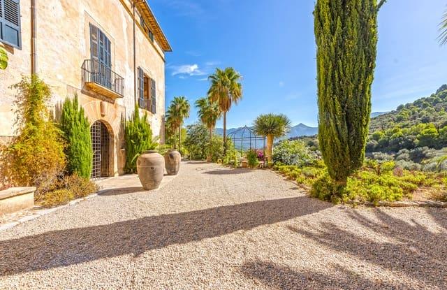 Hotel de 18 habitaciones en Sóller en venta con piscina garaje - 7.800.000 € (Ref: 5164557)