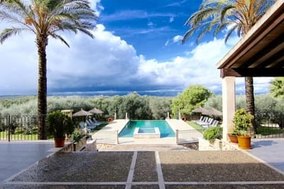 8 bedroom Finca/Country House for sale in Ariany with pool - € 2,655,000 (Ref: 5175842)
