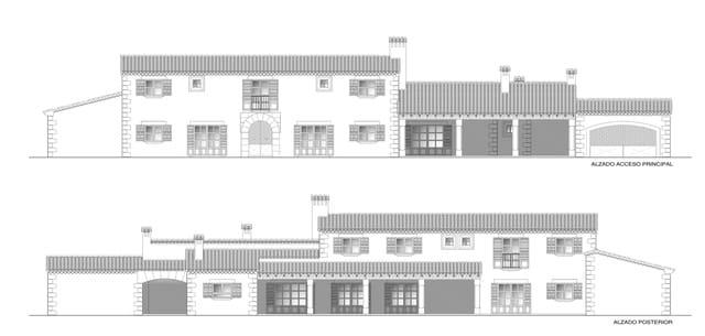 5 sypialnia Finka/Dom wiejski na sprzedaż w Algaida - 750 000 € (Ref: 5175885)