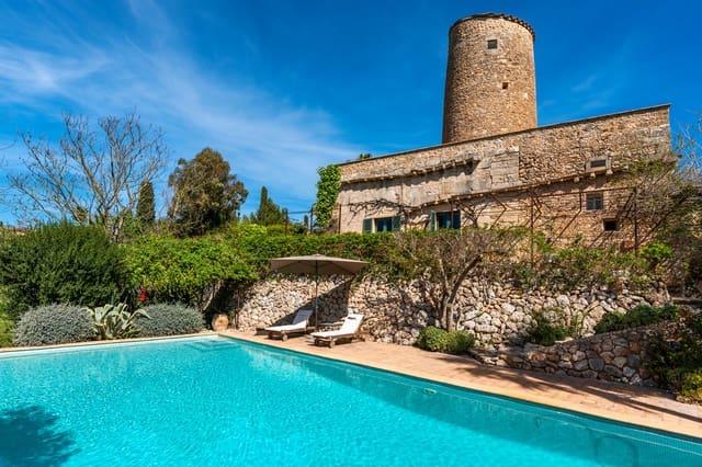 Casa de 3 habitaciones en Santa Eugènia en venta con piscina - 1.695.000 € (Ref: 5175931)