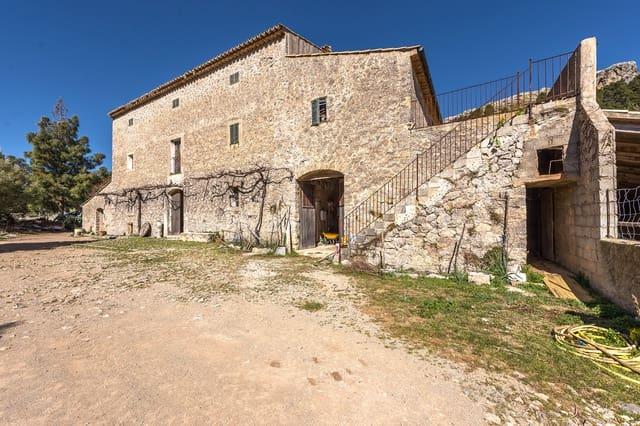 7 sypialnia Finka/Dom wiejski na sprzedaż w Escorca - 4 800 000 € (Ref: 5179605)