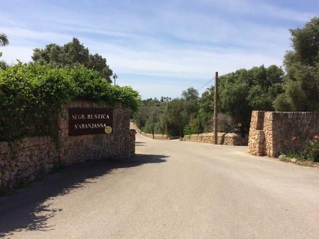 Landgrundstück zu verkaufen in L'Aranjassa / S'Aranjassa - 225.000 € (Ref: 5189087)