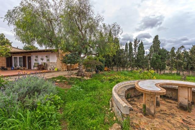 5 Zimmer Finca/Landgut zu verkaufen in L'Aranjassa / S'Aranjassa mit Pool - 585.000 € (Ref: 5310298)