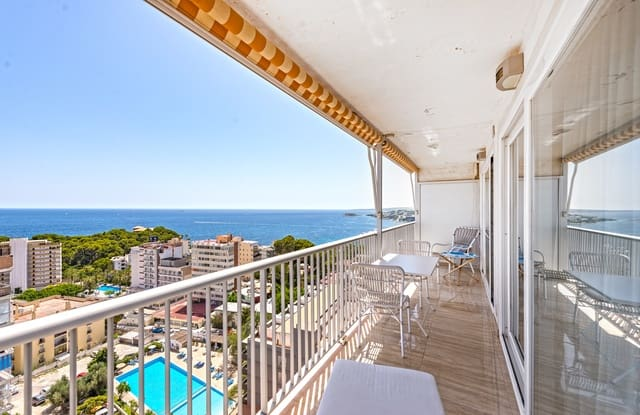 2 bedroom Penthouse for sale in Cala Mayor with pool - € 395,000 (Ref: 5469456)