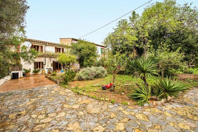 4 sypialnia Finka/Dom wiejski na sprzedaż w L'Arraco / S'Arraco - 895 000 € (Ref: 5656603)