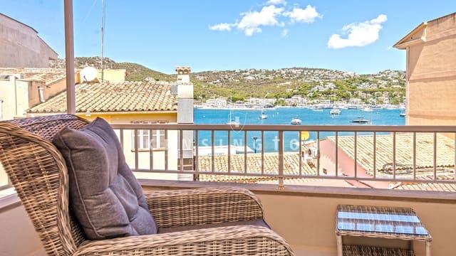 1 soveværelse Lejlighed til leje i Puerto de Andratx - € 1.800 (Ref: 5723103)