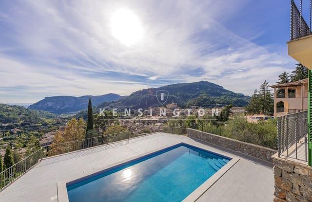 Casa de 4 habitaciones en Valldemosa en venta con piscina - 1.190.000 € (Ref: 5788867)