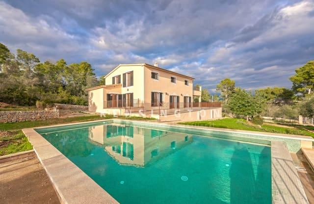 5 soveværelse Finca/Landehus til leje i Establiments med swimmingpool - € 4.500 (Ref: 5807493)