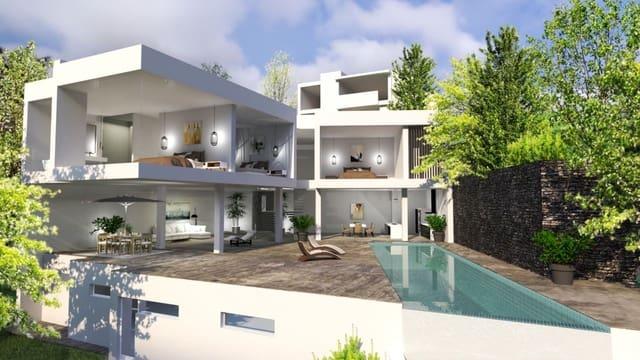 5 soveværelse Byhus til salg i Costa de la Calma - € 7.950.000 (Ref: 6363872)