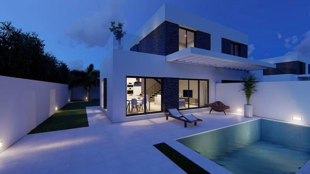 3 sypialnia Dom blizniak na sprzedaż w Daya Vieja z basenem - 250 000 € (Ref: 6325900)
