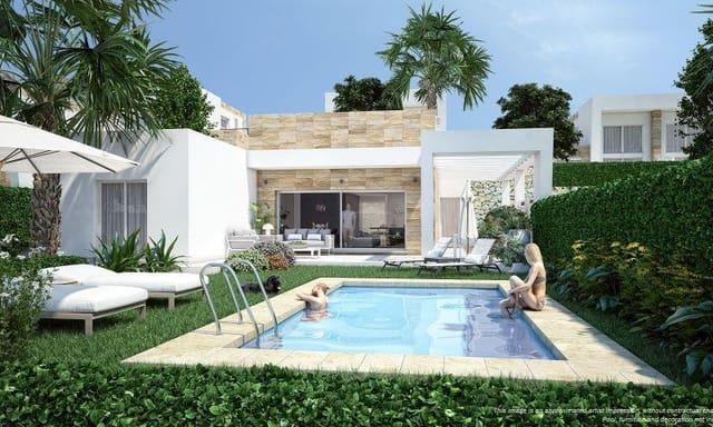 3 sypialnia Willa na sprzedaż w Algorfa z basenem garażem - 469 000 € (Ref: 6327968)