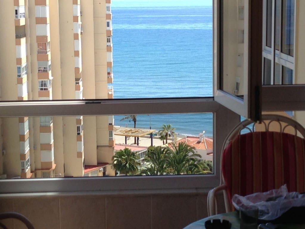 Studio te huur in Torrox-Costa met zwembad - € 550 (Ref: 4860446)