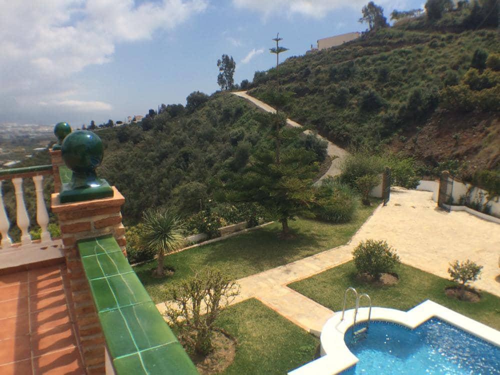 4 bedroom Villa for rent in Nerja with pool - € 1,600 (Ref: 4965651)