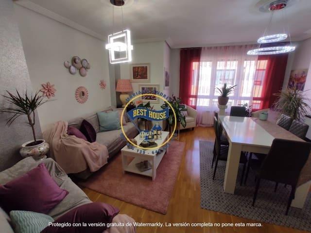 3 sovrum Takvåning till salu i Leon stad med garage - 188 000 € (Ref: 6345862)
