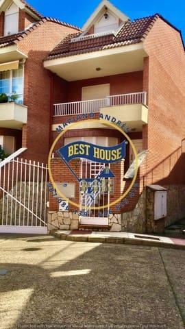 4 Zimmer Doppelhaus zu verkaufen in San Andres del Rabanedo mit Pool Garage - 240.000 € (Ref: 6345950)