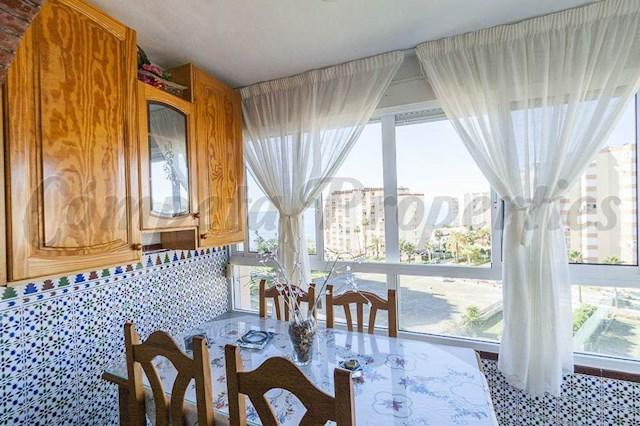 Apartamento Playa de 1 habitación en Torrox-Costa en alquiler vacacional - 250 € (Ref: 2154900)