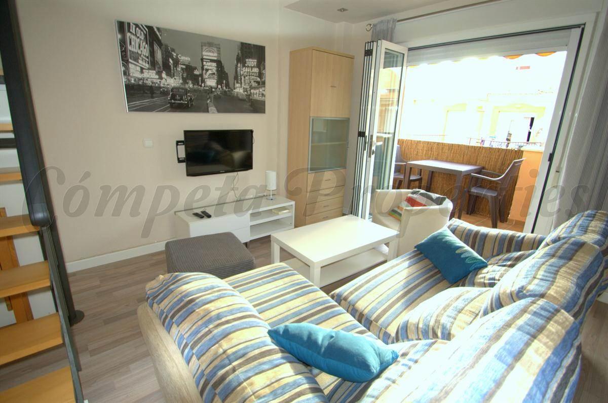 Apartamento de 2 habitaciones en Torrox-Costa en alquiler vacacional con piscina garaje - 400 € (Ref: 2815905)