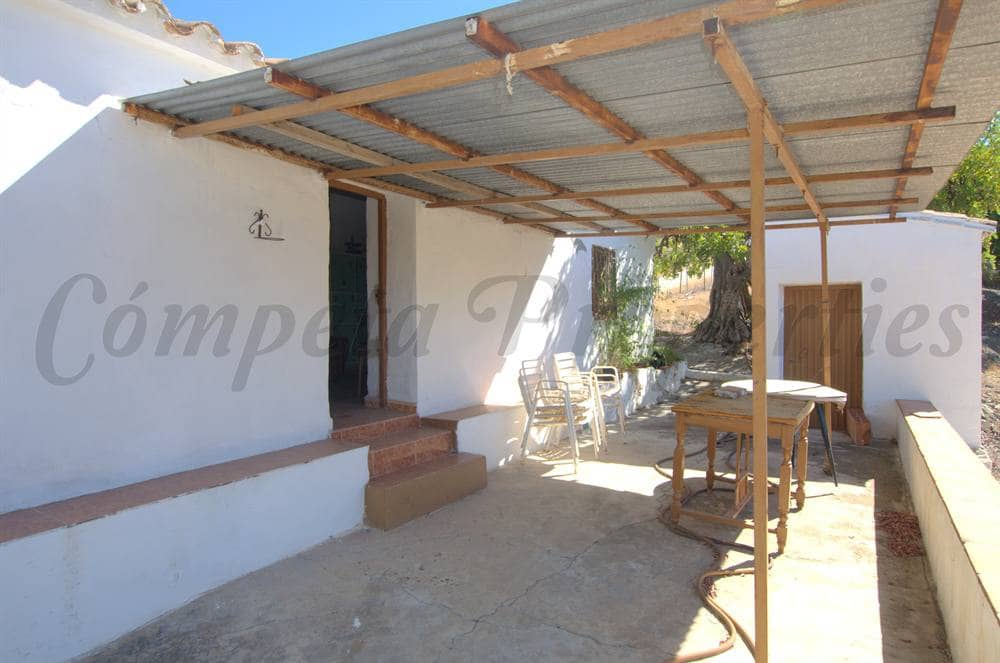 Finca/Country House for sale in Canillas de Aceituno - € 85,000 (Ref: 3207923)