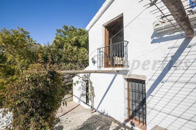 2 camera da letto Finca/Casa di Campagna da affitare come casa vacanza in Competa con piscina - 550 € (Rif: 3323002)