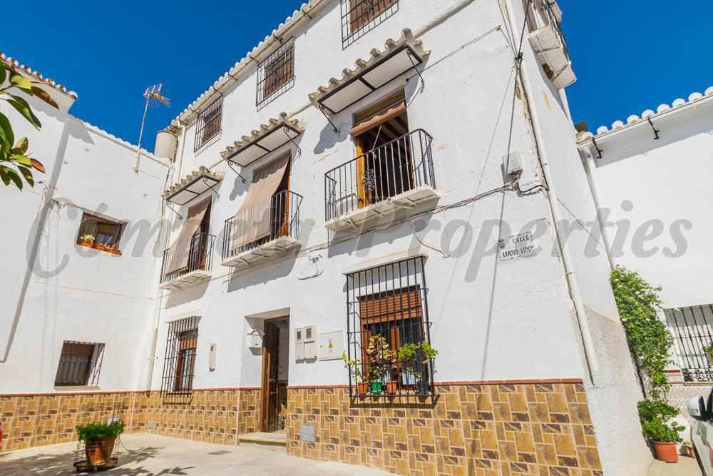 1 bedroom Townhouse for sale in Benamargosa - € 68,000 (Ref: 3549770)