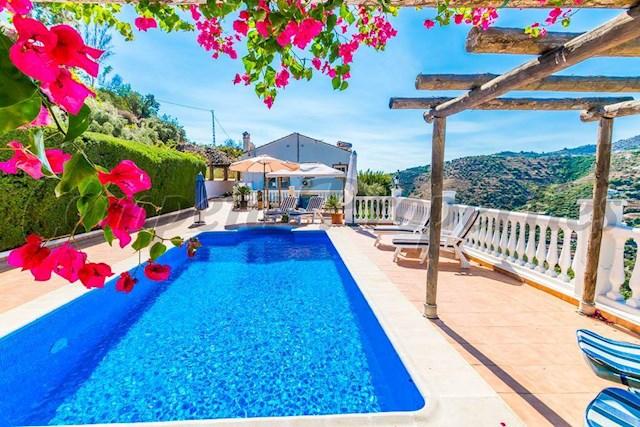 3 Zimmer Ferienfinca/landgut in Torrox mit Pool - 875 € (Ref: 3570708)
