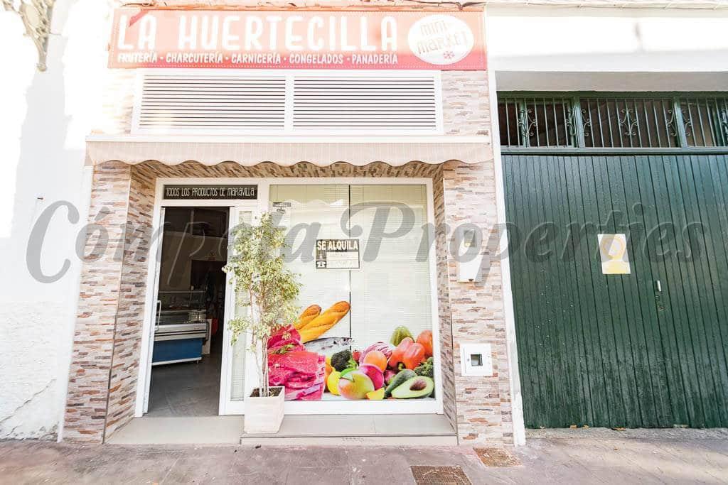 Bedrijf te huur in Torrox - € 720 (Ref: 4304697)