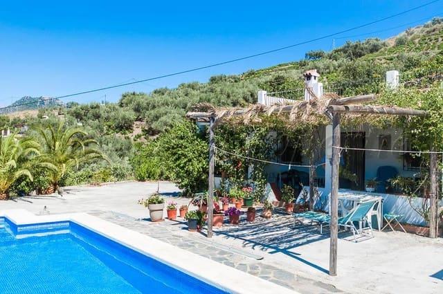 2 soverom Villa til leie i Competa med svømmebasseng - € 750 (Ref: 4318709)