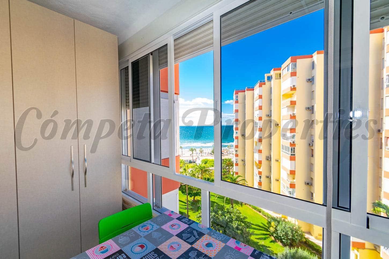 1 slaapkamer Studio te huur in Torrox-Costa met zwembad - € 500 (Ref: 4884577)