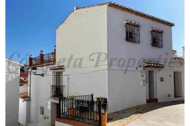 2 sovrum Lägenhet till salu i Sedella - 83 000 € (Ref: 5313745)