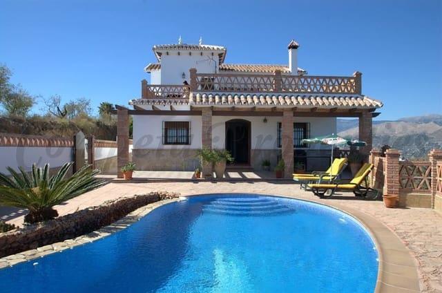 4 camera da letto Finca/Casa di Campagna da affitare come casa vacanza in Torrox con piscina - 1.200 € (Rif: 5329194)