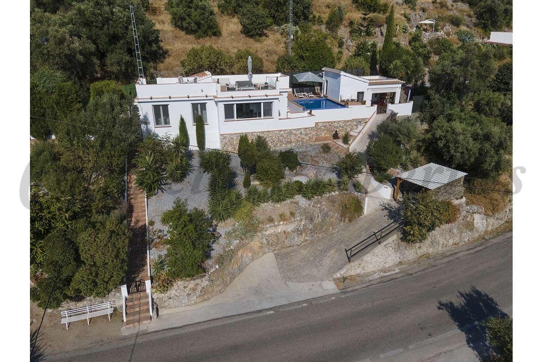2 sovrum Finca/Hus på landet till salu i Competa med pool - 319 950 € (Ref: 5452897)