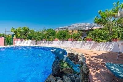 5 bedroom Villa for sale in Sedella - € 525,000 (Ref: 5462601)