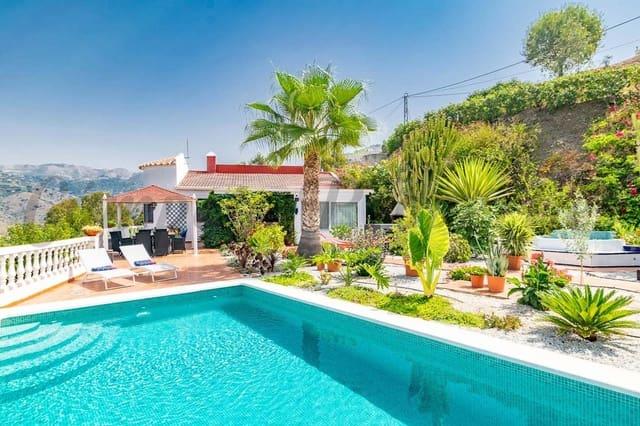 3 Zimmer Ferienfinca/landgut in Torrox mit Pool Garage - 995 € (Ref: 5500944)