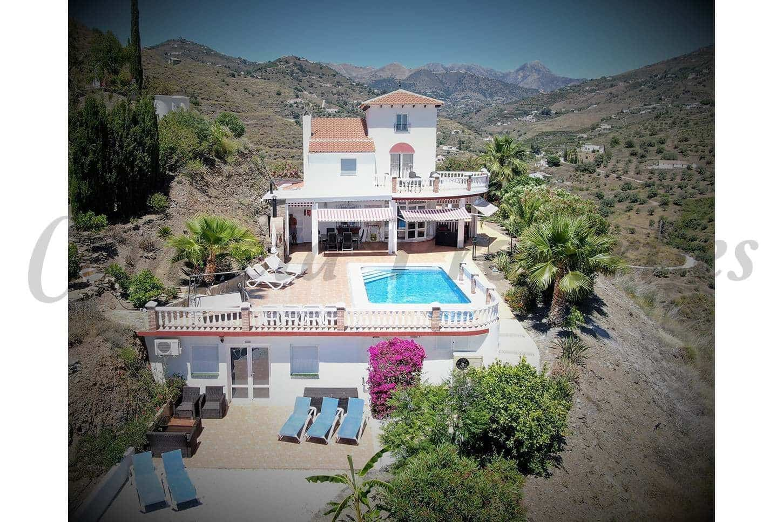 6 Zimmer Ferienfinca/landgut in Torrox-Costa mit Pool - 2.520 € (Ref: 5540213)