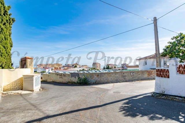 Działka budowlana na sprzedaż w Torrox - 110 000 € (Ref: 5621284)