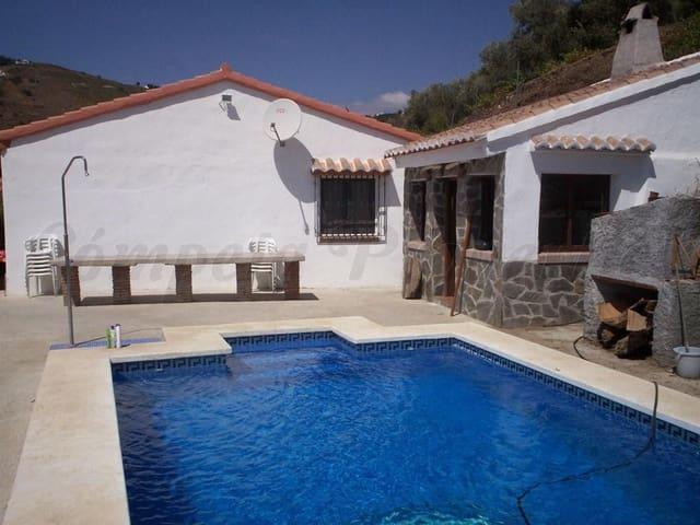 3 sypialnia Willa do wynajęcia w Competa z basenem - 1 000 € (Ref: 5872011)
