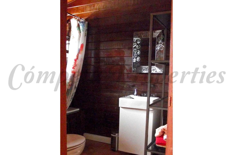 2 quarto Casa de Madeira para venda em Sedella - 159 000 € (Ref: 5928521)