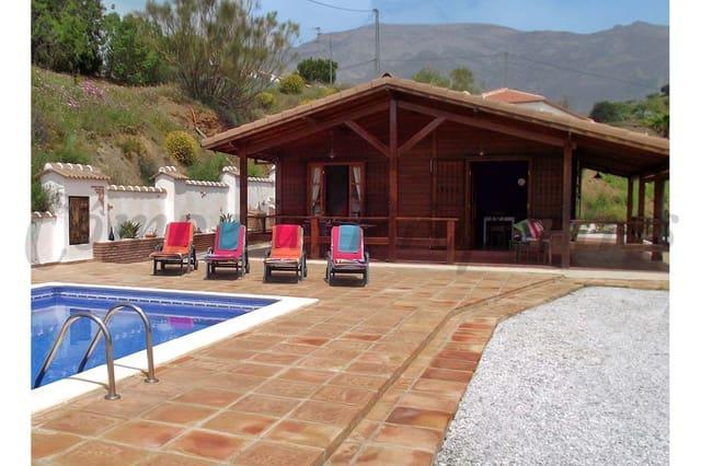 2 Zimmer Holzhaus zu verkaufen in Sedella - 159.000 € (Ref: 5928521)