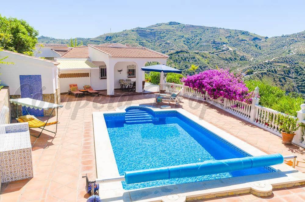 3 bedroom Villa for sale in Canillas de Albaida - € 295,000 (Ref: 6339655)
