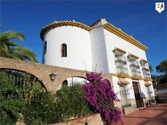 6 soverom Finca/Herregård til salgs i Cuevas de San Marcos med svømmebasseng - € 374 950 (Ref: 2422875)