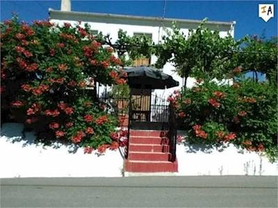 4 chambre Finca/Maison de Campagne à vendre à Alcala la Real avec piscine - 149 000 € (Ref: 2514308)