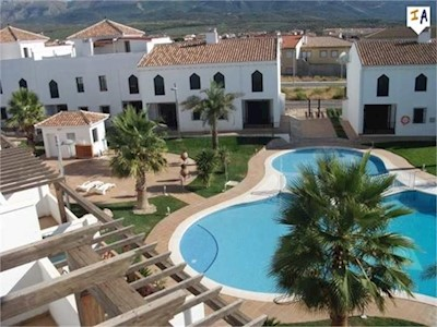 2 bedroom Apartment for sale in Iznalloz with pool - € 75,000 (Ref: 3460176)
