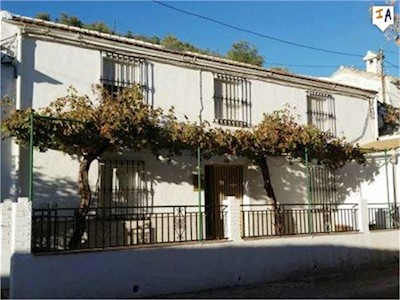 4 bedroom Finca/Country House for sale in Villanueva de Algaidas - € 79,000 (Ref: 3816997)