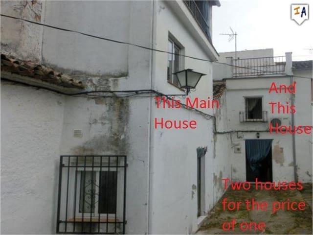 Casa de 2 habitaciones en Priego de Córdoba en venta - 27.000 € (Ref: 4286219)