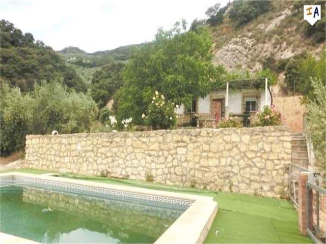 2 Zimmer Villa zu verkaufen in Castillo de Locubin mit Pool - 130.000 € (Ref: 4608749)