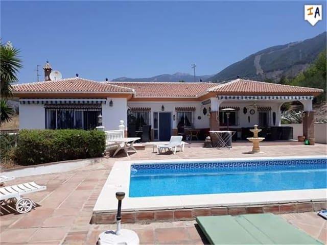 5 Zimmer Villa zu verkaufen in Alcaucin mit Pool - 415.000 € (Ref: 4712495)