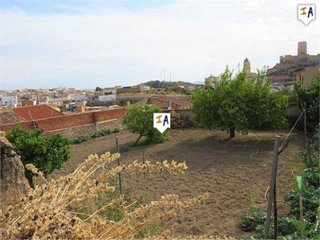 Bauplatz zu verkaufen in Alcaudete - 38.000 € (Ref: 4838686)